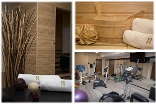 Fitness and Spa