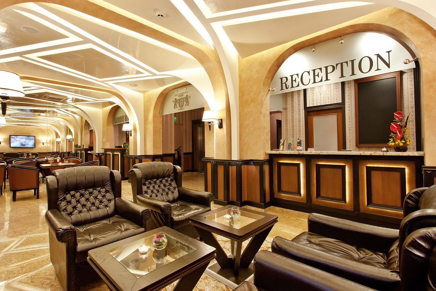 Best Western Plus Bristol Hotel In Sofia City